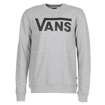 Odjeća Muškarci  Sportske majice Vans VANS CLASSIC CREW Grey