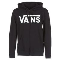 Odjeća Muškarci  Sportske majice Vans VANS CLASSIC ZIP HOODIE Crna