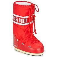 Obuća Čizme za snijeg Moon Boot NYLON Red