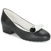 Obuća Žene  Balerinke i Mary Jane cipele Lola Ramona ALICE Crna / Bijela