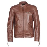 Odjeća Muškarci  Kožne i sintetičke jakne Redskins TRUST CASTING Smeđa