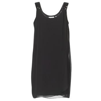 Odjeća Žene  Kratke haljine Naf Naf KLOE Crna