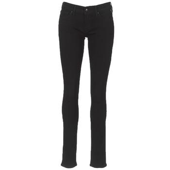 Odjeća Žene  Slim traperice Replay LUZ Crna