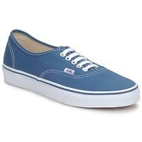 Obuća Niske tenisice Vans AUTHENTIC Blue