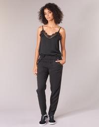 Odjeća Žene  Cargo hlače Ikks MIRSSEEP Crna