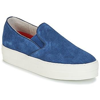 Obuća Žene  Slip-on cipele Skechers UPLIFT Blue