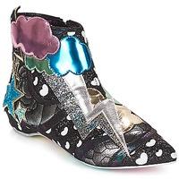 Obuća Žene  Polučizme Irregular Choice Electric boots Crna