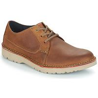 Obuća Muškarci  Derby cipele Clarks VARGO PLAIN Smeđa