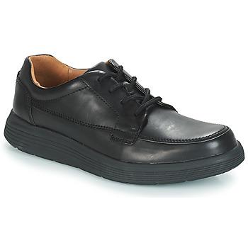 Obuća Muškarci  Derby cipele Clarks Un Abode Ease Crna