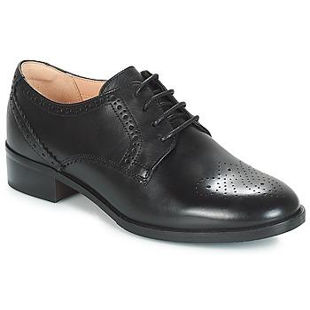 Obuća Žene  Derby cipele Clarks NETLEY ROSE Crna