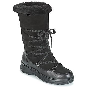 Obuća Žene  Čizme za snijeg Geox D HOSMOS B ABX Crna