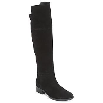 Obuća Žene  Čizme iznad koljena Geox D FELICITY Crna