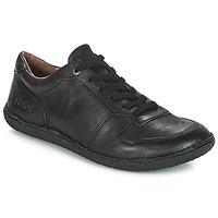 Obuća Žene  Derby cipele Kickers HOME Crna