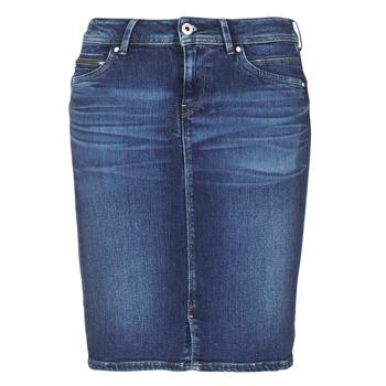 Odjeća Žene  Suknje Pepe jeans TAYLOR Blue