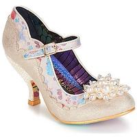Obuća Žene  Salonke Irregular Choice Shoesbury Krem boja