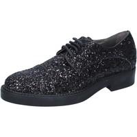 Obuća Žene  Derby cipele & Oksfordice Janet&Janet Klasična BY753 Crno