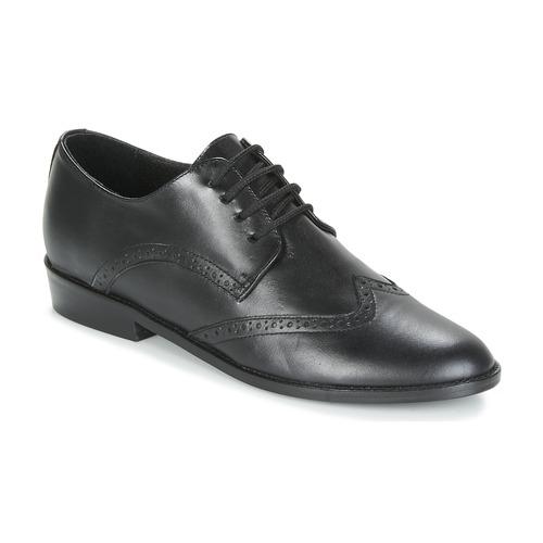 Obuća Žene  Derby cipele So Size JANDEL Crna