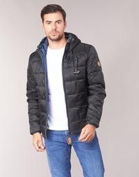 Odjeća Muškarci  Pernate jakne 80DB Original CHILL18 Crna