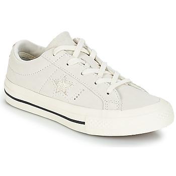 Obuća Djeca Niske tenisice Converse ONE STAR OX Bijela