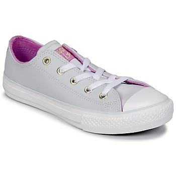 Obuća Djevojčica Visoke tenisice Converse CHUCK TAYLOR ALL STAR HI Pure / Platinum / Fuchsiová / Zářivá / Bijela