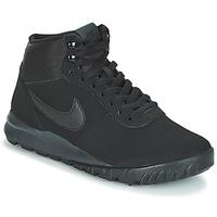 Obuća Muškarci  Polučizme Nike HOODLAND SUEDE Crna