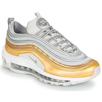 Obuća Žene  Niske tenisice Nike AIR MAX 97 SPECIAL EDITION W Siva / Gold
