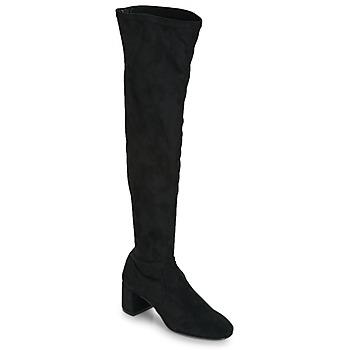 Obuća Žene  Čizme iznad koljena Betty London JOUBITU Crna