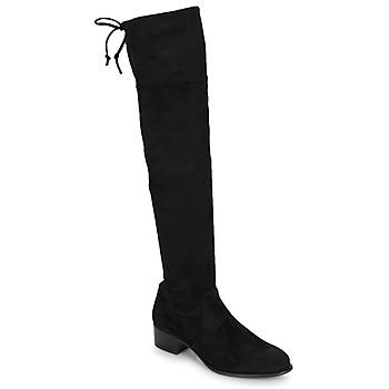 Obuća Žene  Čizme iznad koljena Betty London JAZUMI Crna