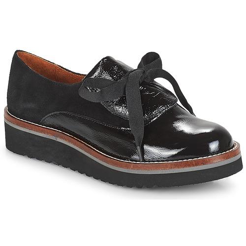 Obuća Žene  Derby cipele Betty London JOUTAIME Crna