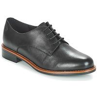 Obuća Žene  Derby cipele Betty London JANA Crna