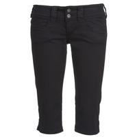 Odjeća Žene  Hlače 3/4 i 7/8 Pepe jeans VENUS CROP Black