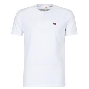Odjeća Muškarci  Majice kratkih rukava Levi's SS ORIGINAL HM TEE Bijela