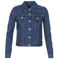 Odjeća Žene  Traper jakne Levi's ORIGINAL TRUCKER Blue / Brut