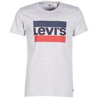 Odjeća Muškarci  Majice kratkih rukava Levi's SPORTSWEAR LOGO GRAPHIC Siva