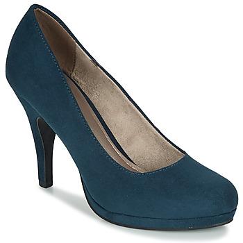 Obuća Žene  Salonke Tamaris VALUI Blue