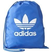 Torbe Torbe adidas Originals Gymsack Trefoil Blue