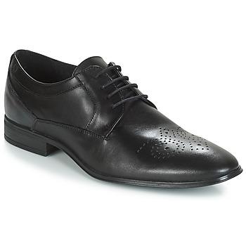 Obuća Muškarci  Derby cipele Carlington JEVITA Crna