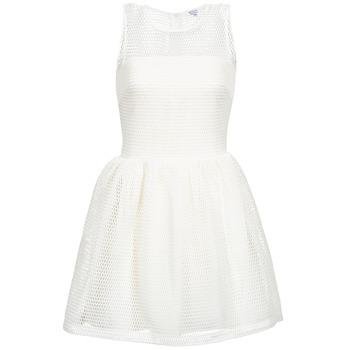 Odjeća Žene  Kratke haljine Brigitte Bardot AGNES Bijela