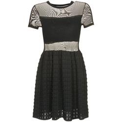 Odjeća Žene  Kratke haljine Brigitte Bardot ALBERTINE Crna