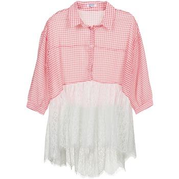 Odjeća Žene  Košulje i bluze Brigitte Bardot AMBRE Red / Bijela