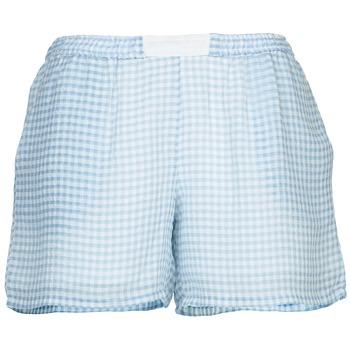 Odjeća Žene  Bermude i kratke hlače Brigitte Bardot ANGELIQUE Blue / Bijela