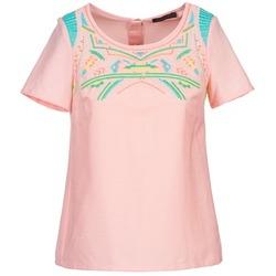 Odjeća Žene  Topovi i bluze Color Block ADRIANA Ružičasta