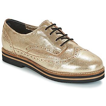 Obuća Žene  Derby cipele Coolway AVO Gold / Crna