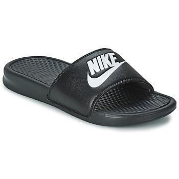 Obuća Muškarci  Sportske natikače Nike BENASSI JUST DO IT Crna