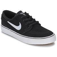 Obuća Djeca Niske tenisice Nike STEFAN JANOSKI ENFANT Crna
