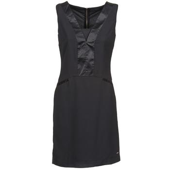 Odjeća Žene  Kratke haljine La City CLAUDIA Crna