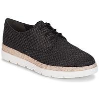 Obuća Žene  Derby cipele S.Oliver  Crna