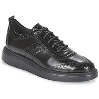 Obuća Žene  Derby cipele Geox D THYMAR Crna
