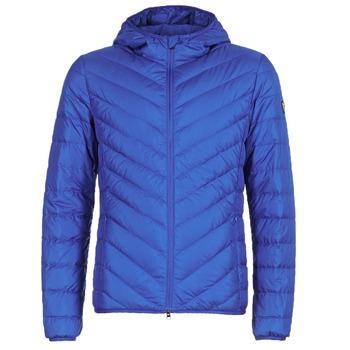 Odjeća Muškarci  Pernate jakne Emporio Armani EA7 TRAIN CORE SHIELD 8NPB09 Blue