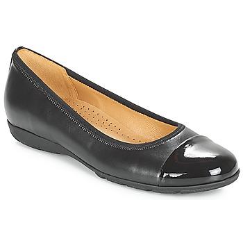 Obuća Žene  Balerinke i Mary Jane cipele Gabor BORINA Crna